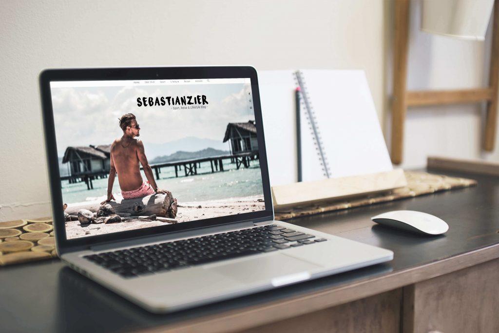 Webdesign - Sebastian Zier